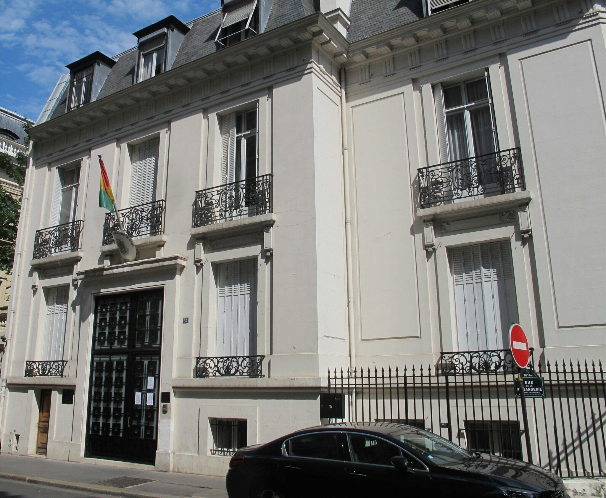 Visa/ l'ambassade de Guinée donne une réplique à la France