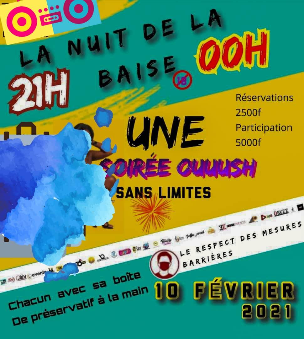 Togo: &Quot;La Nuit De La Ba*Se&Quot;, Une Soirée Qui Pose Problème !