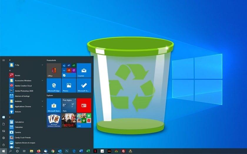 Voici comment récupérer un fichier supprimé sur Windows 10