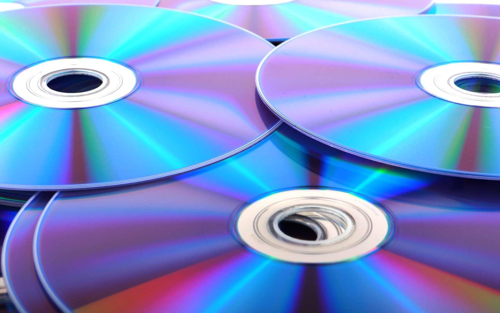 Voici comment extraire des fichiers audio d'un CD