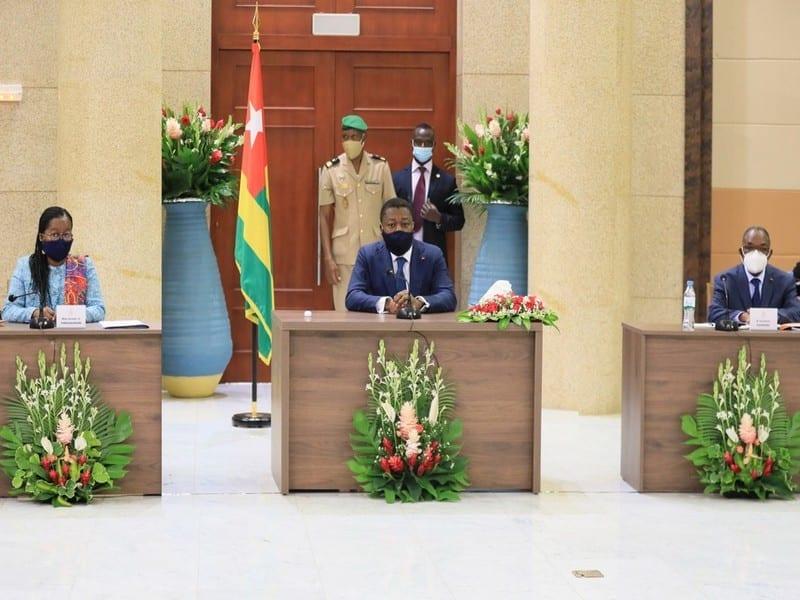 Togo : Tout savoir sur le 1er conseil des Ministres de 2021