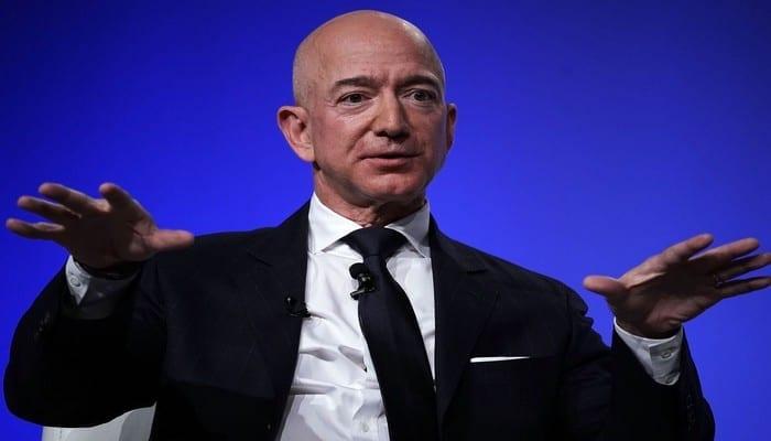 L'homme le plus riche du monde, Jeff Bezos, détrôné par un Africain