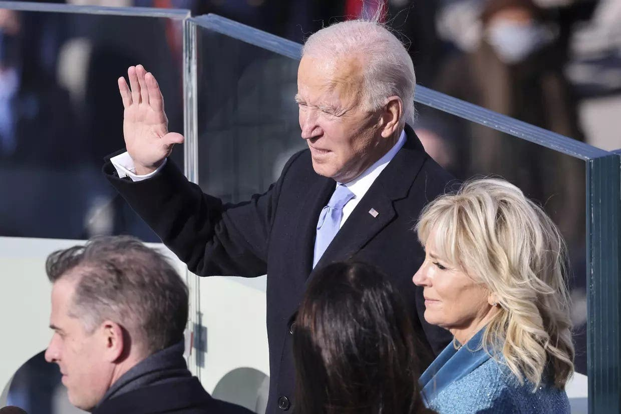 Doingbuzz - DIRECT TV : suivez en direct l'investiture de Joe Biden