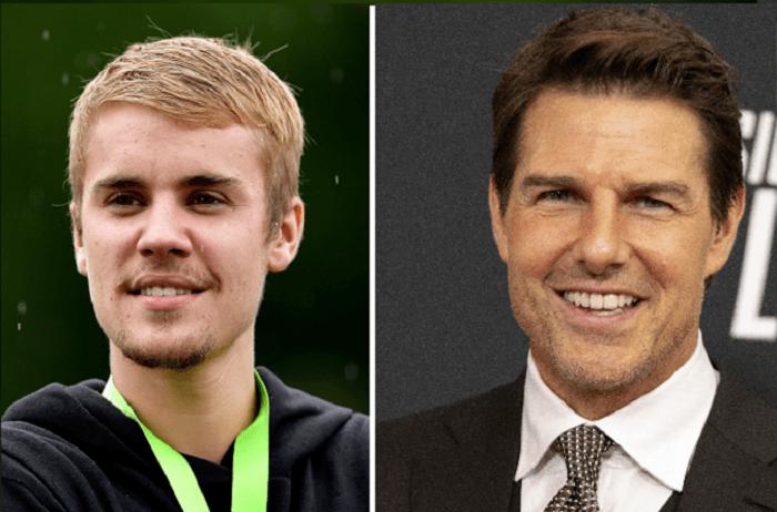 JustinBieberinvite encore Tom Cruise à uncombat