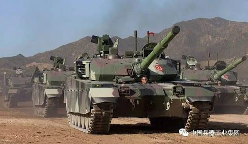 Nigeria :des chars chinois débarquent pour combattreBokoHaram