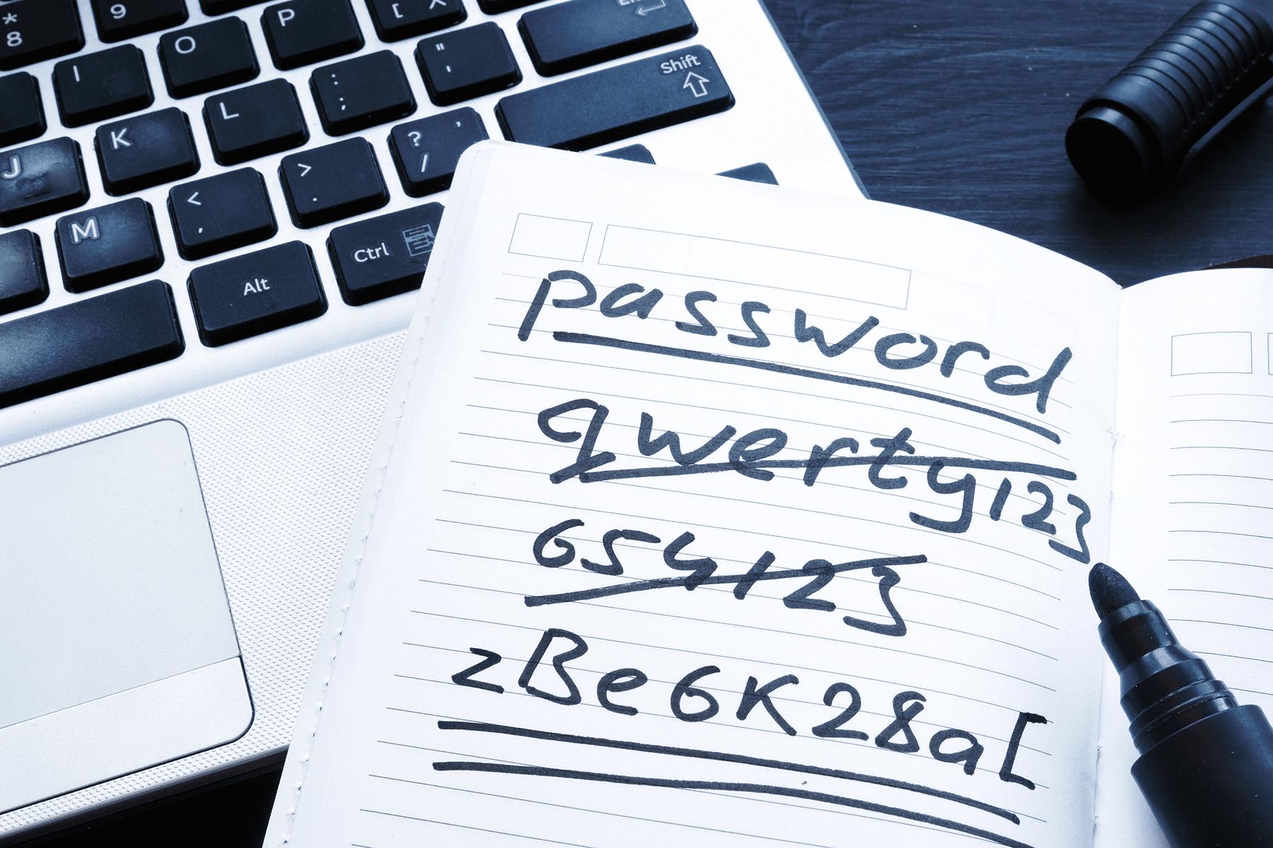 Voici la liste des mots de passe les moins sécurisés