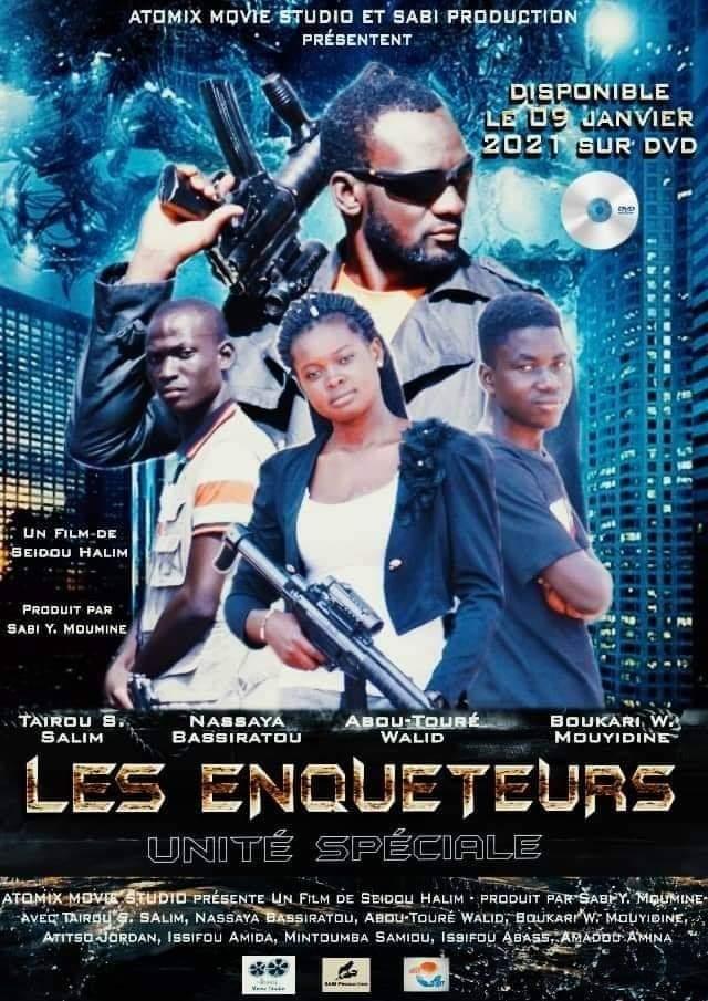 Togo : la ville de Mango réalise son premier film d'action