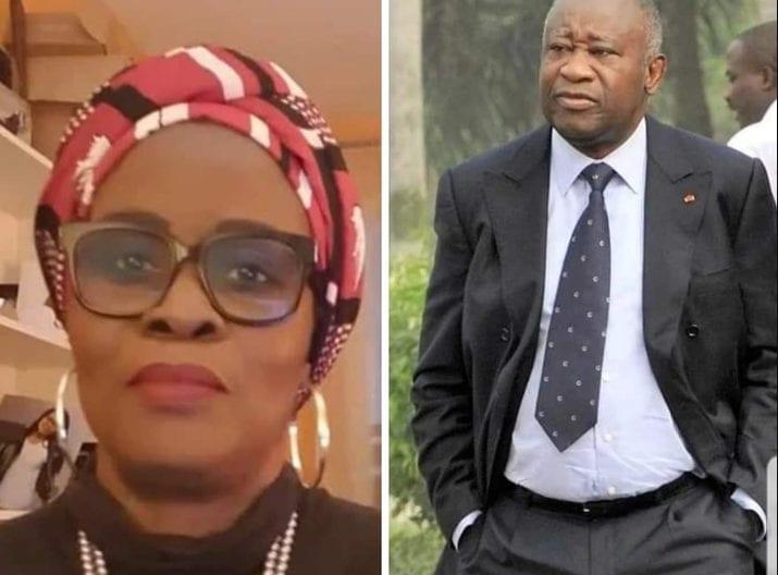 Hanny Tcheley à Gbagbo : «on humilie ton épouse et tu ne dis rien, c'est incompréhensible»