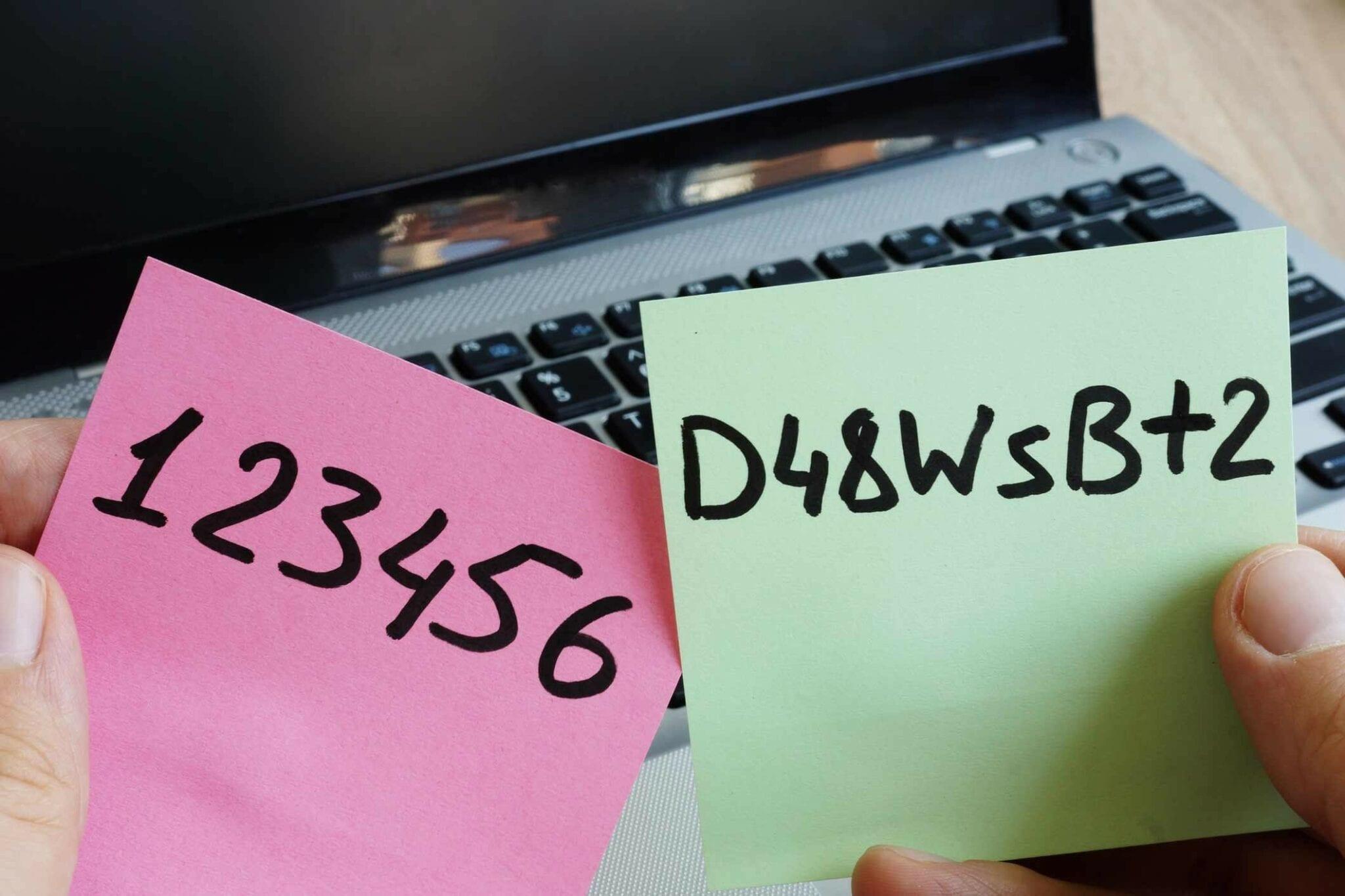 8 astuces pour sécuriser vos mots de passe