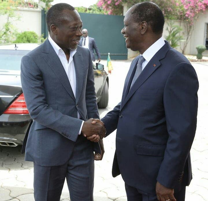 Alassane Ouattara Envoie Un Important Message À Patrice Talon