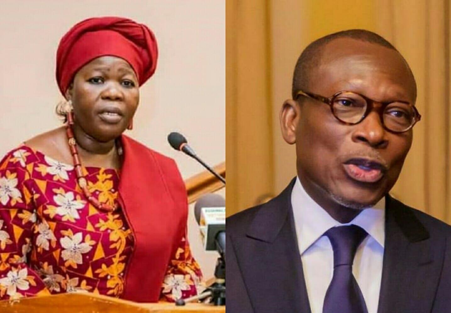 Bénin : Ce Qu'Il Faut Savoir Du Duo Président Talon-Talata