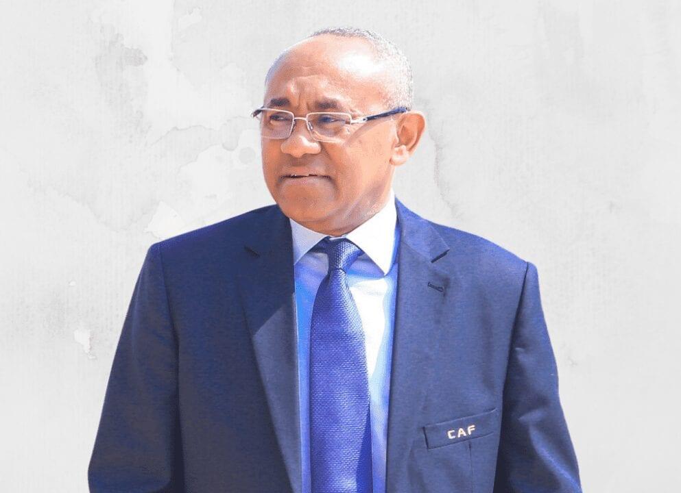 Caf/Élections: Voici Le Message De Félicitations D'Ahmad À Son Successeur