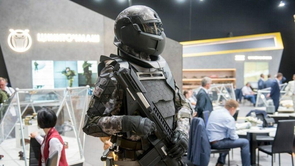 Russie : Une combinaison anti-balles voit le jour