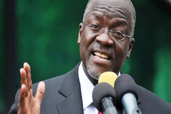 Coronavirus : Le Président Tanzanien John Magufuli Cède À La Pression De L'oms