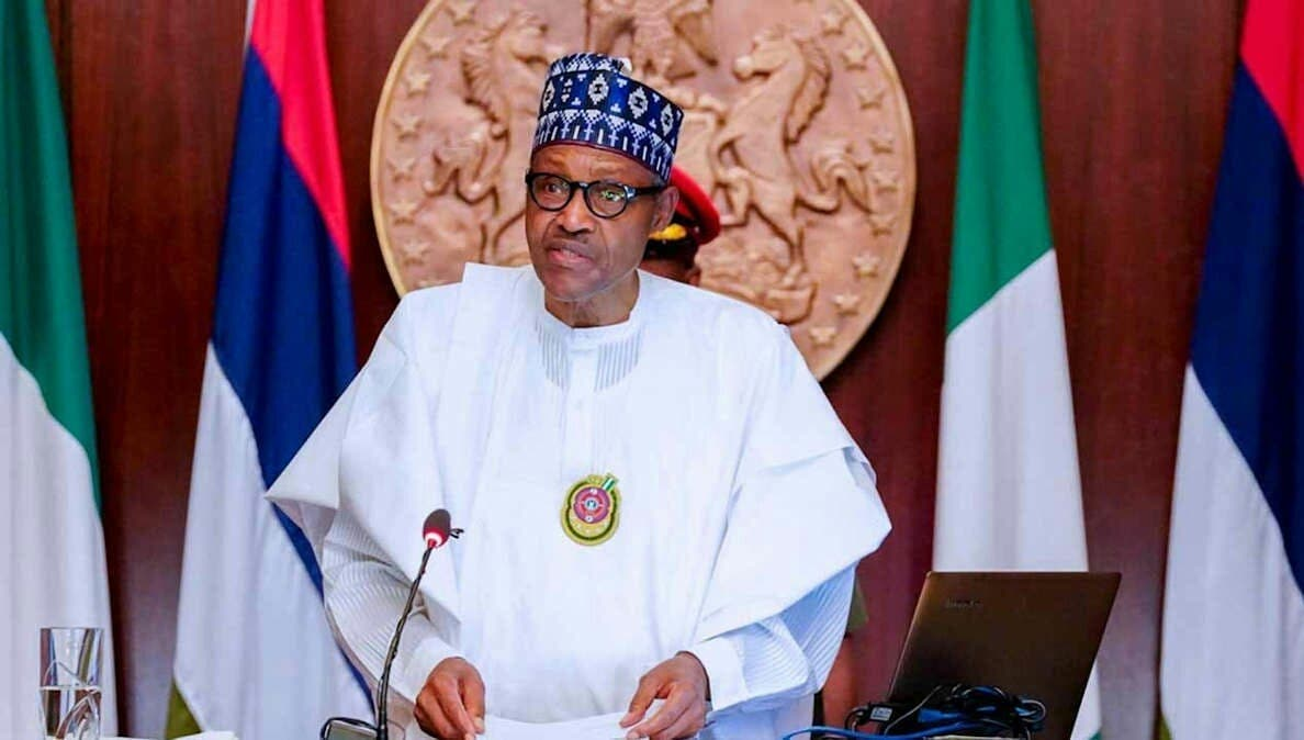 Création De L'Eco : Voici Les 5 Conditions De Buhari À Macron