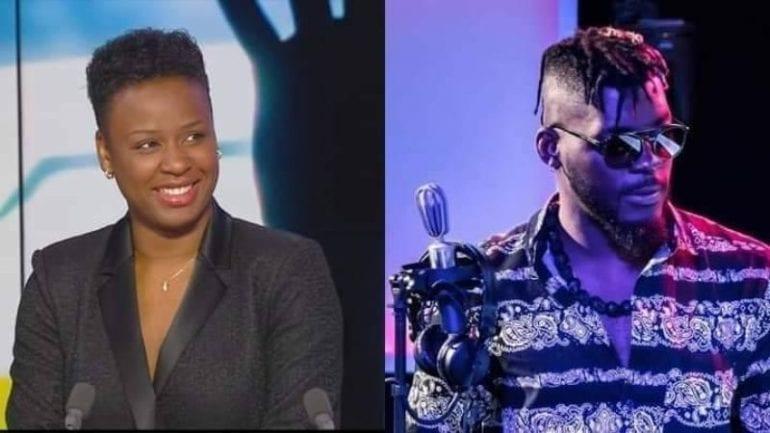 Charlotte Dipanda fait des confidences sur DJ Arafat