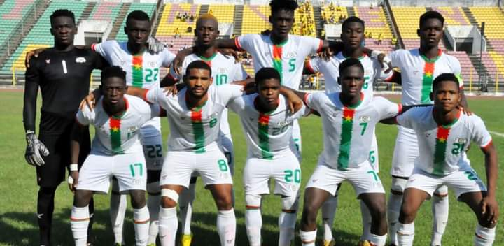 CAN U 20 Mauritanie 2021: la liste définitive des Étalons du Burkina Faso