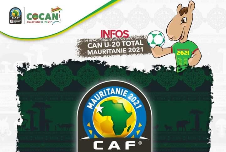 CAN U20 2021: voici les résultats de la première journée dans les poules A et B