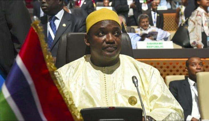 Gambie : le président lance son propre parti politique