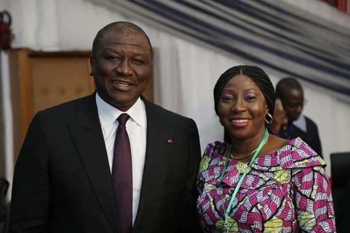 Côte D'ivoire: La Ministre Kandia Camara Donne Des Nouvelles De Hamed Bakayoko