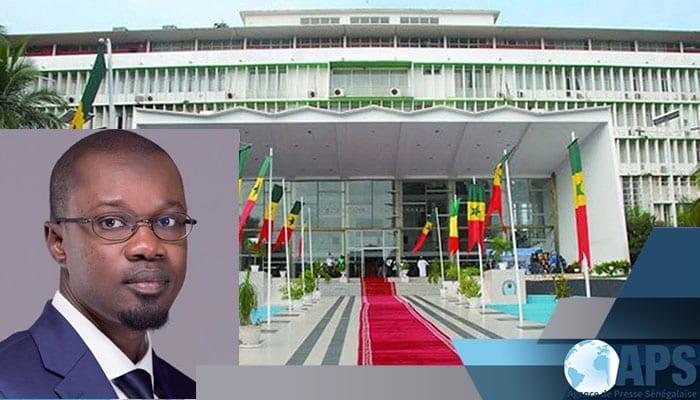 Ousmane Sonko Perd Son Immunité Parlementaire