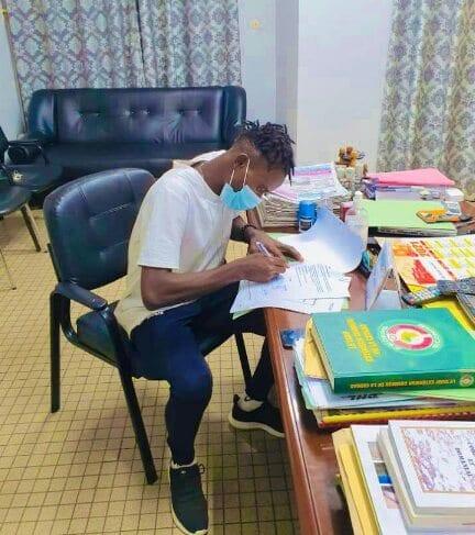 Togo/Transfert: Tchadjobo Ficheal Pose Ses Valises À As Otr