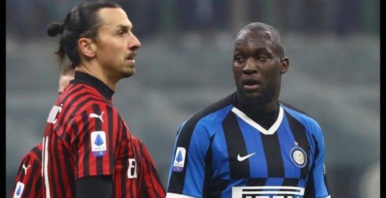 Serie A / Après la victoire de l'inter face au Milan, Lukaku tacle Ibrahimovic qui lui répond