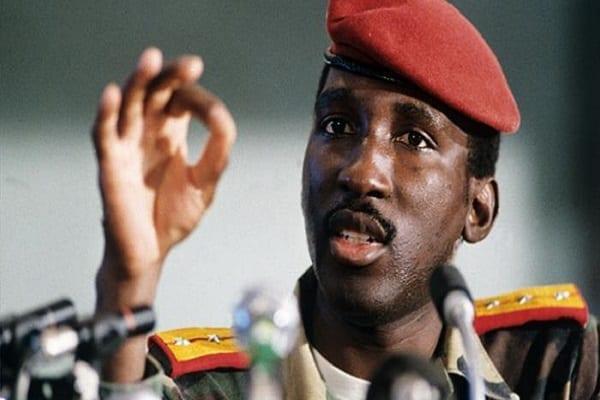 Voici Pourquoi Thomas Sankara N'était Pas Aimé Par Certains Dirigeants Africains
