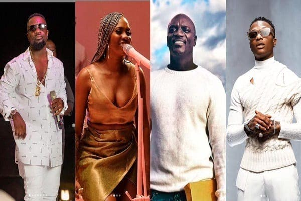 Top 20 des musiciens les plus riches d'Afrique en 2021 (photos)