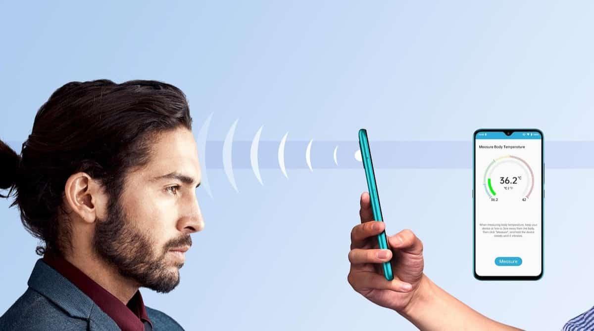 Voici 10 applications gratuites qui vous permettent de mesurer la température corporelle