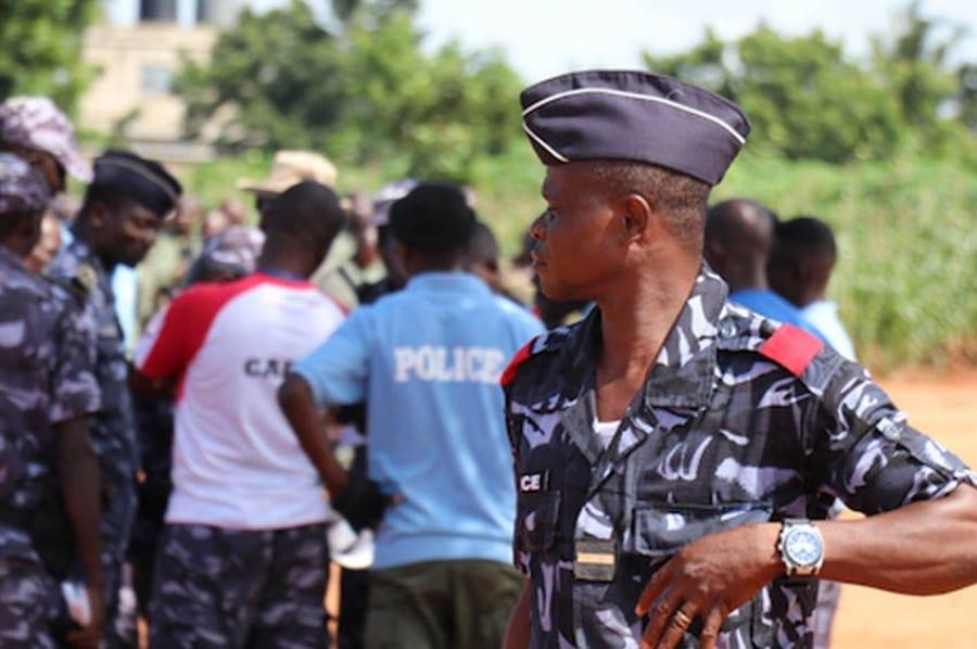 Alerte Au Togo: Ce Message De La Police Que Vous Devez Lire À Tout Prix