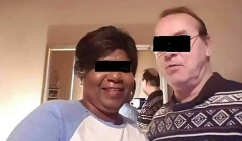 Cette mère africaine arrache à sa fille son mari blanc