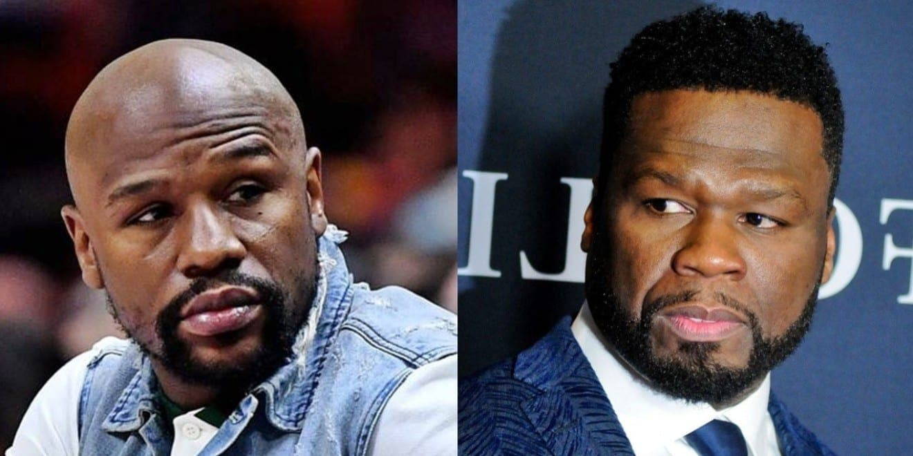 50 Cent annule son combat contre Floyd Mayweather