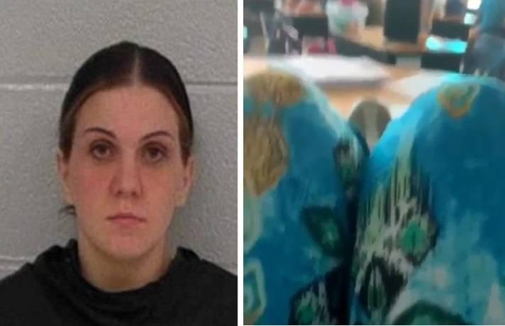 États-Unis :une institutrice arrêtée pour s'être masturbée devant ses élèves