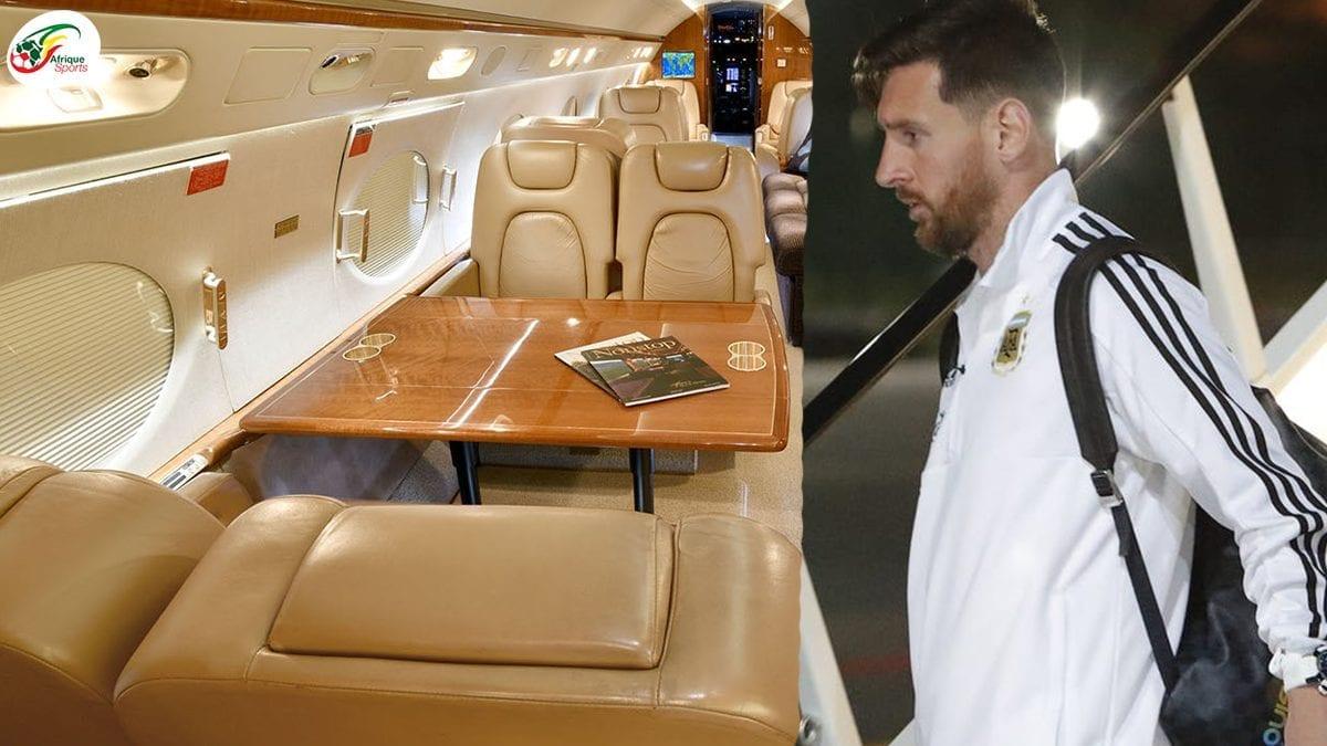 Argentine : Lionel Messi loue son jet privé au président de la République