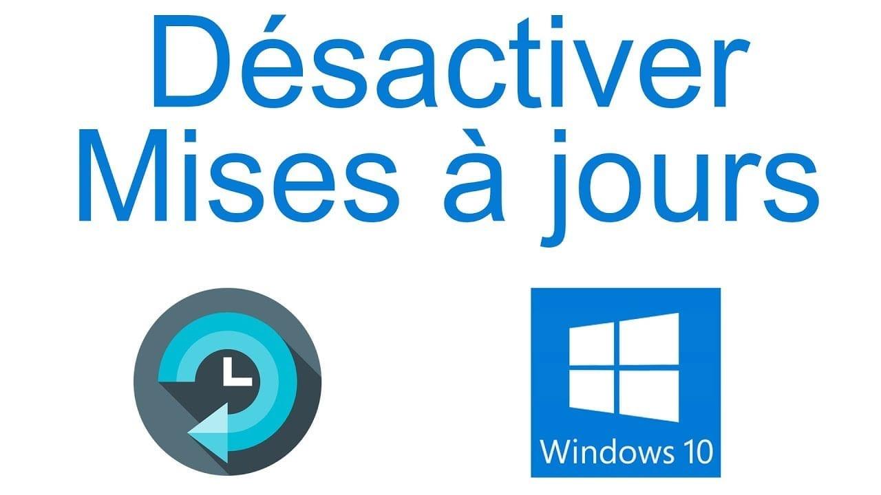 Windows 10: comment bloquer les mises à jour automatiques?