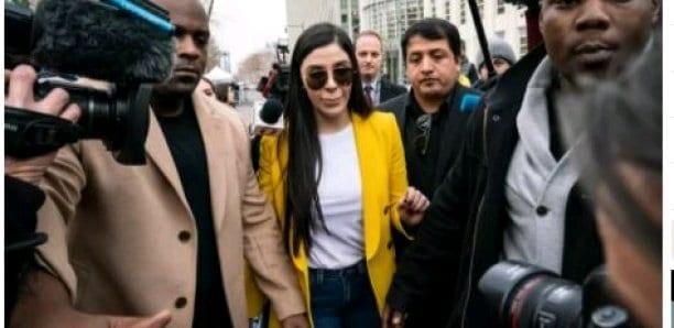 États-Unis : Arrestation de l'épouse du baron de la drogue mexicain «El chapo»