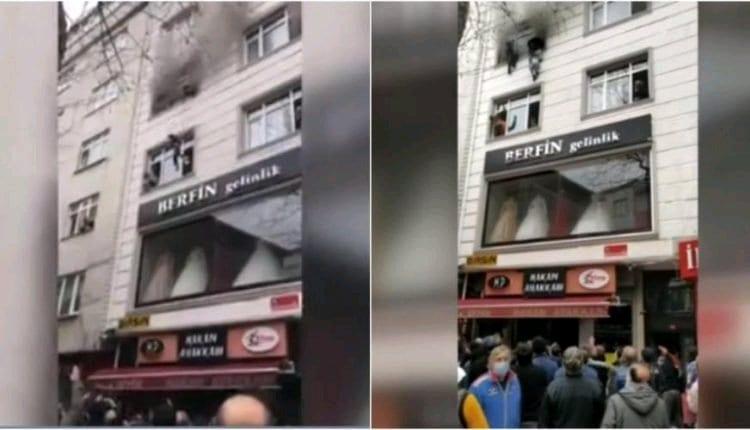 Turquie : Une mère jette ses enfants par la fenêtre pour les sauver d'un incendie