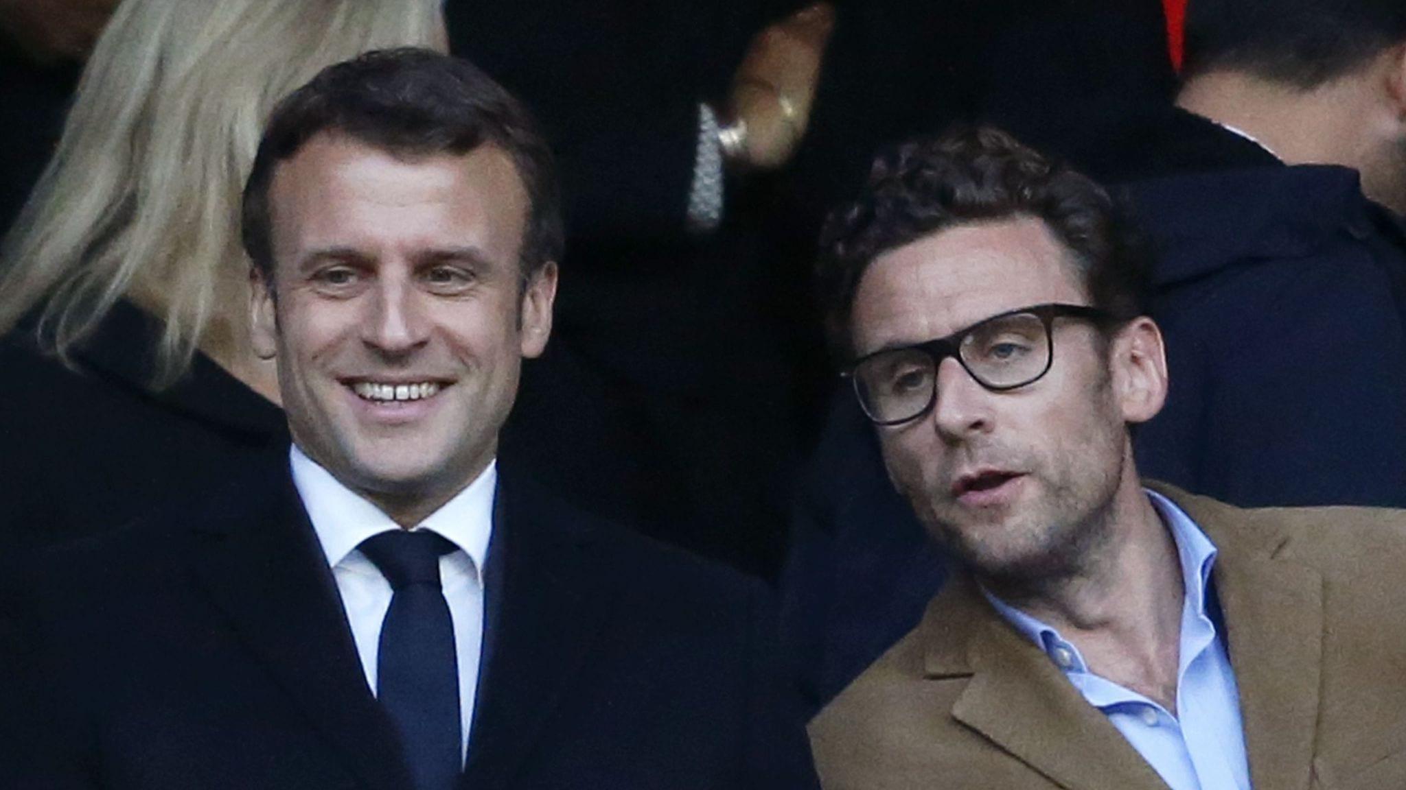 La ressemblance entre Emmanuel Macron et son petit frèreestsurprenante(photo)