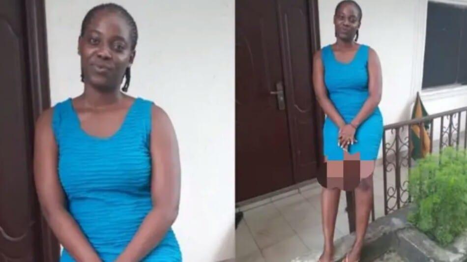 « Venez m'épouser, s'il vous plaît », supplie une belle nigériane