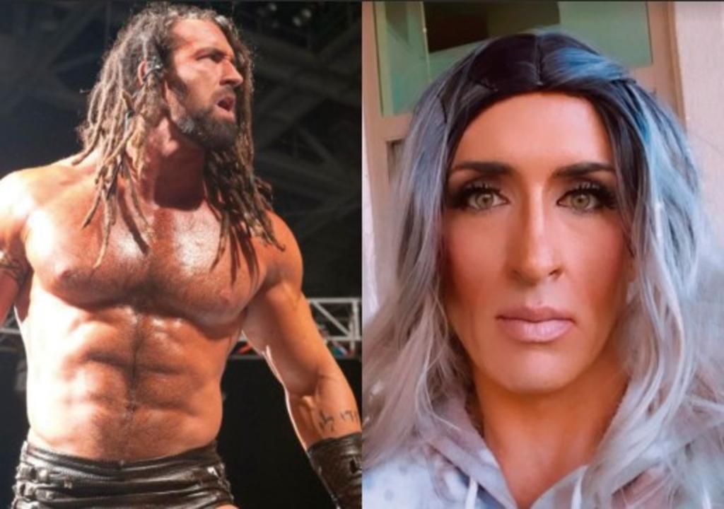 WWE :un ancien catcheur transformé en femme