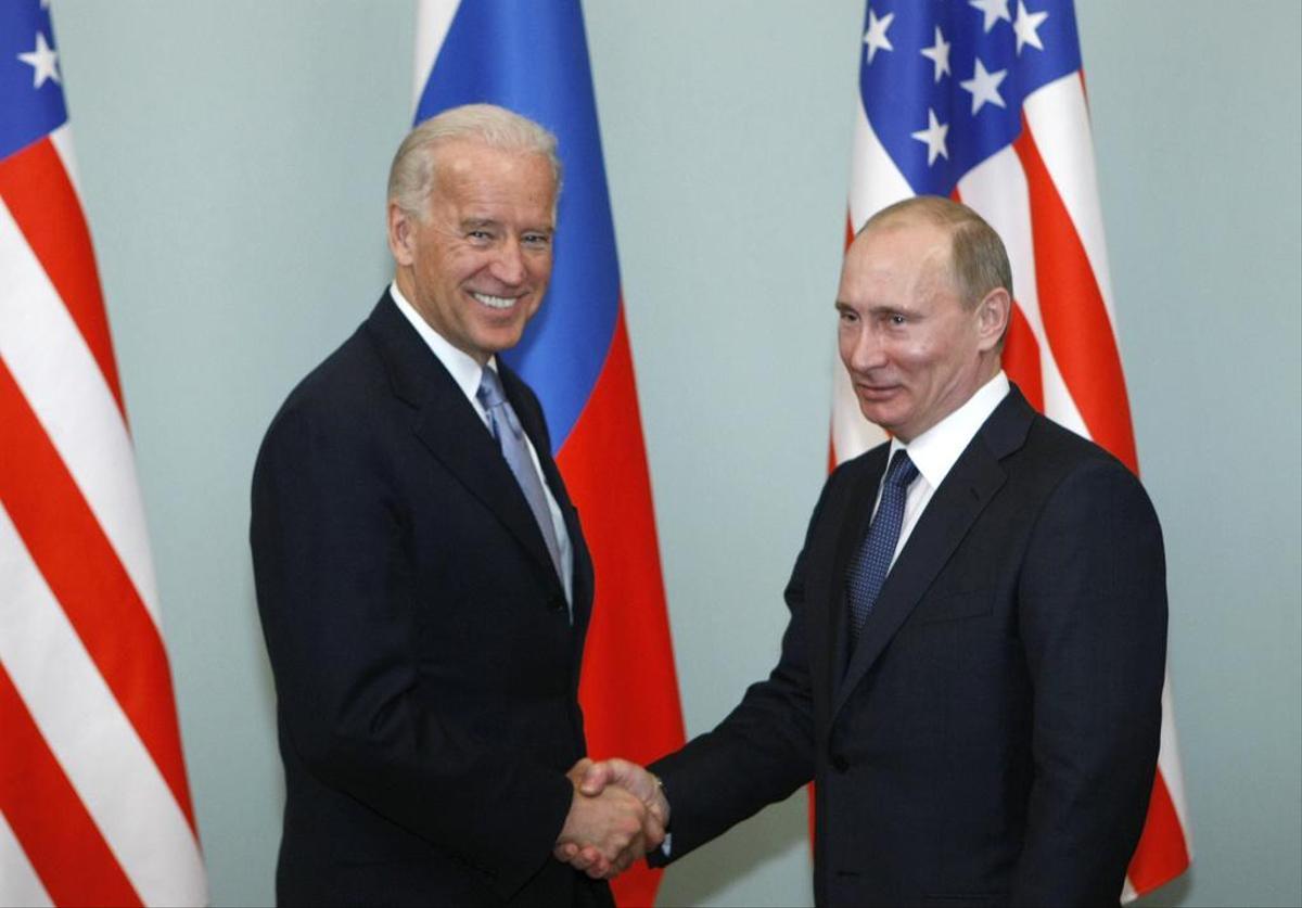 Selon Joe Biden, Vladimir Poutine est un «tueur»
