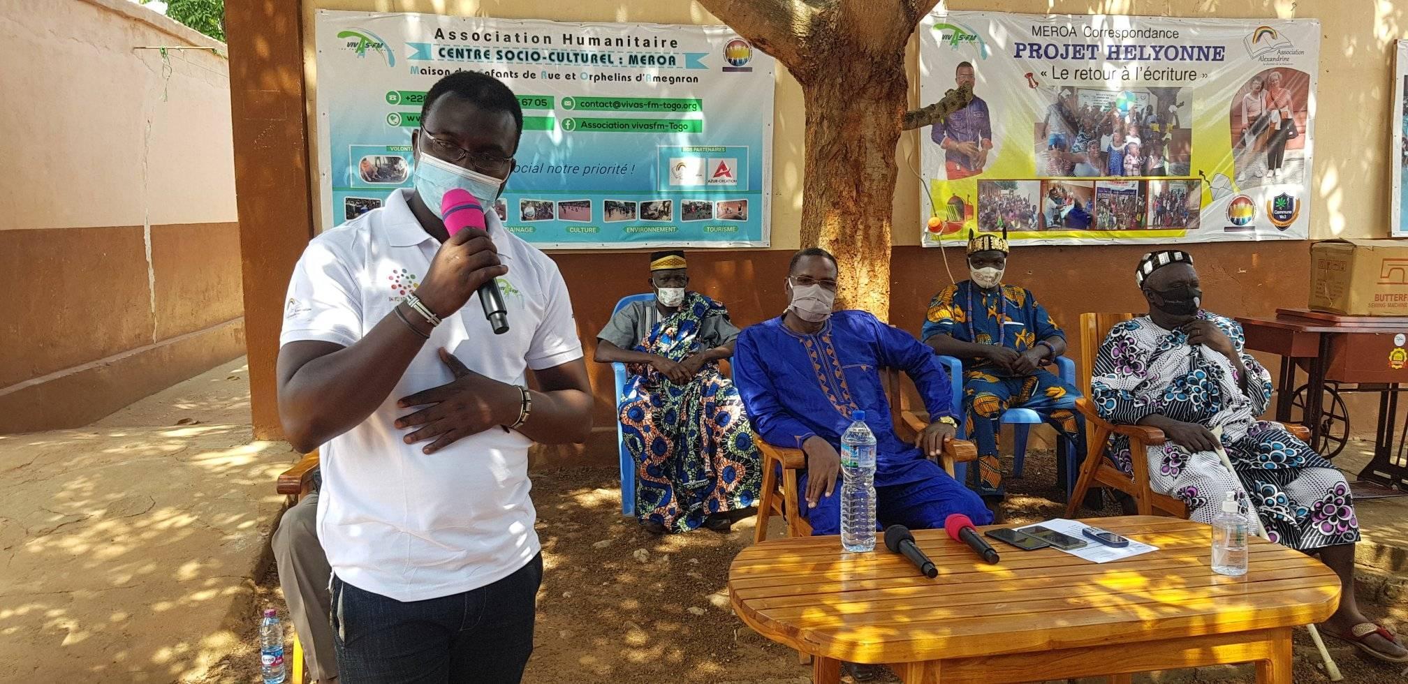 Togo/ Vo3: Plus de 300 latrines en construction grâce à des ONGs