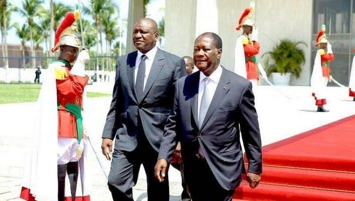 Alassane Ouattara Confirme Enfin: Hamed Bakayoko Ne Va Pas Bien Et Est « Actuellement Hospitalisé »