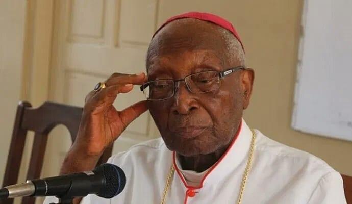 Bollorégate Au Togo : Voici La Position Ferme De La Dynamique Mgr Kpodzro