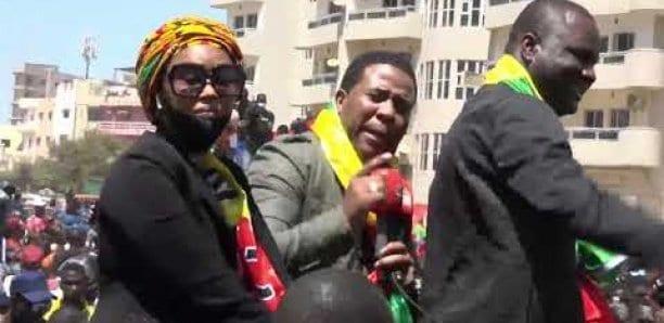Bougane Gueye : &Quot; Il Faut Une Libération Totale Pour Ousmane Sonko &Quot;