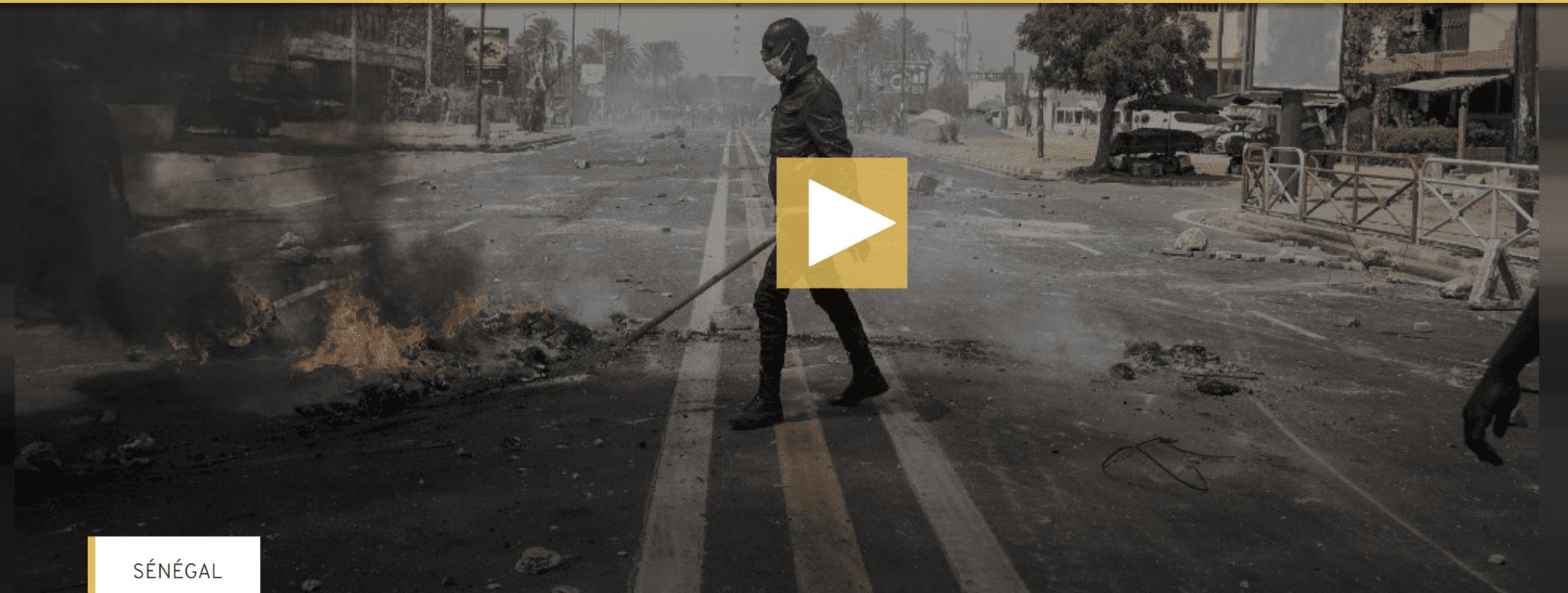Sénégal : Un Mort Dans Des Heurts Après L'Arrestation D'Ousmane Sonko