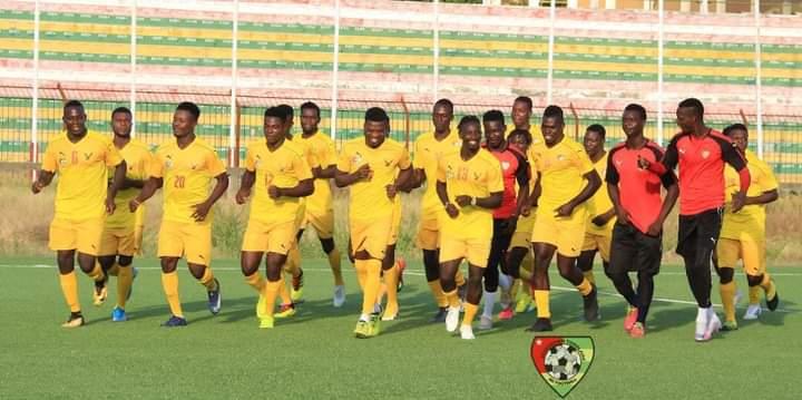 Elim Can 2021: Les Joueurs Locaux Togolais En Stage La Semaine Prochaine