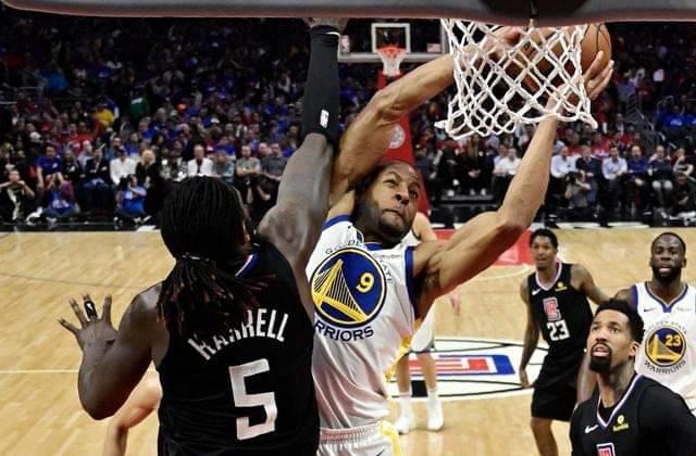 Nba: Les Warrios Battent Les Utah Jazz, Le Leader