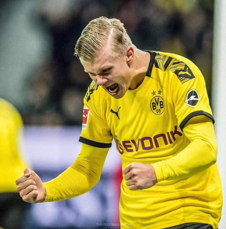 Mercato: Erling Haaland brise le silence sur son transfert vers le Real Madrid
